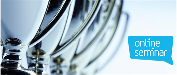 Cups OnlineSeminar Webinar Awards