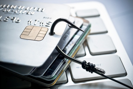 Credit cards being 'phished'