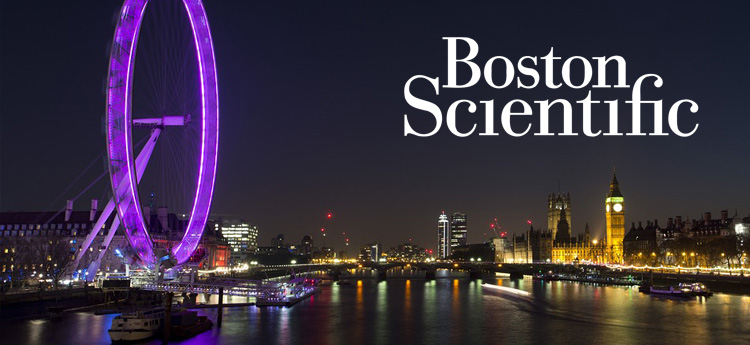 Educare webinar by Boston Scientific live from London and Boston